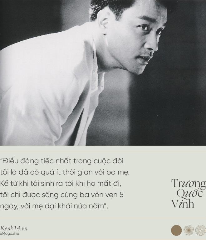 Trương Quốc Vinh: Nỗi cô độc từ khi lọt lòng và định mệnh bi đát của một bậc tài hoa - Ảnh 5.
