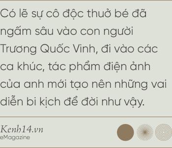 Trương Quốc Vinh: Nỗi cô độc từ khi lọt lòng và định mệnh bi đát của một bậc tài hoa - Ảnh 6.