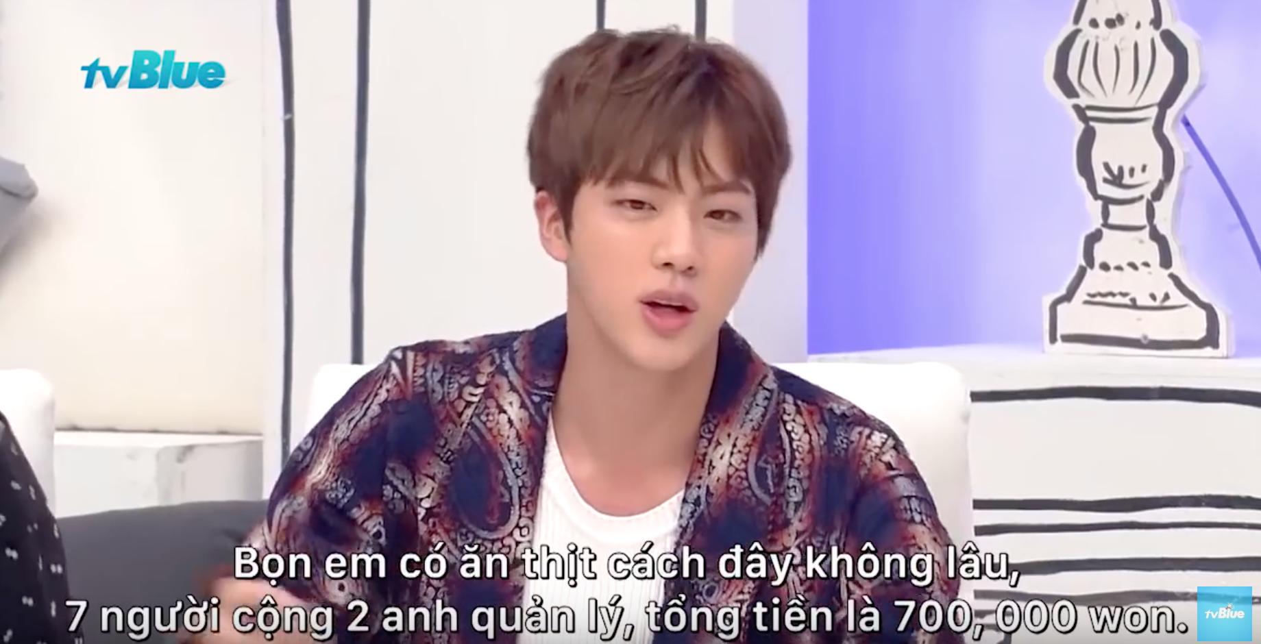 Nhìn hoá đơn ăn uống của những nhóm nhạc Kpop này mới thấy giới trẻ Hàn ăn mạnh thế nào - Ảnh 4.