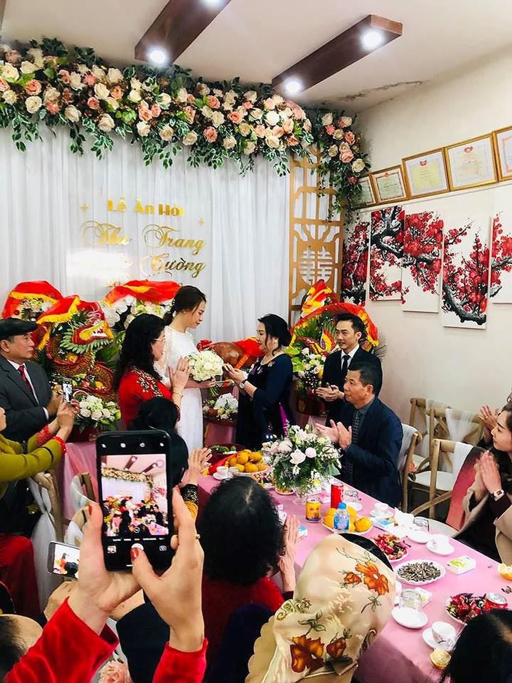 Trước đám cưới, Cường Đô La và Đàm Thu Trang được gia đình hai bên đối xử thế nào? - Ảnh 4.