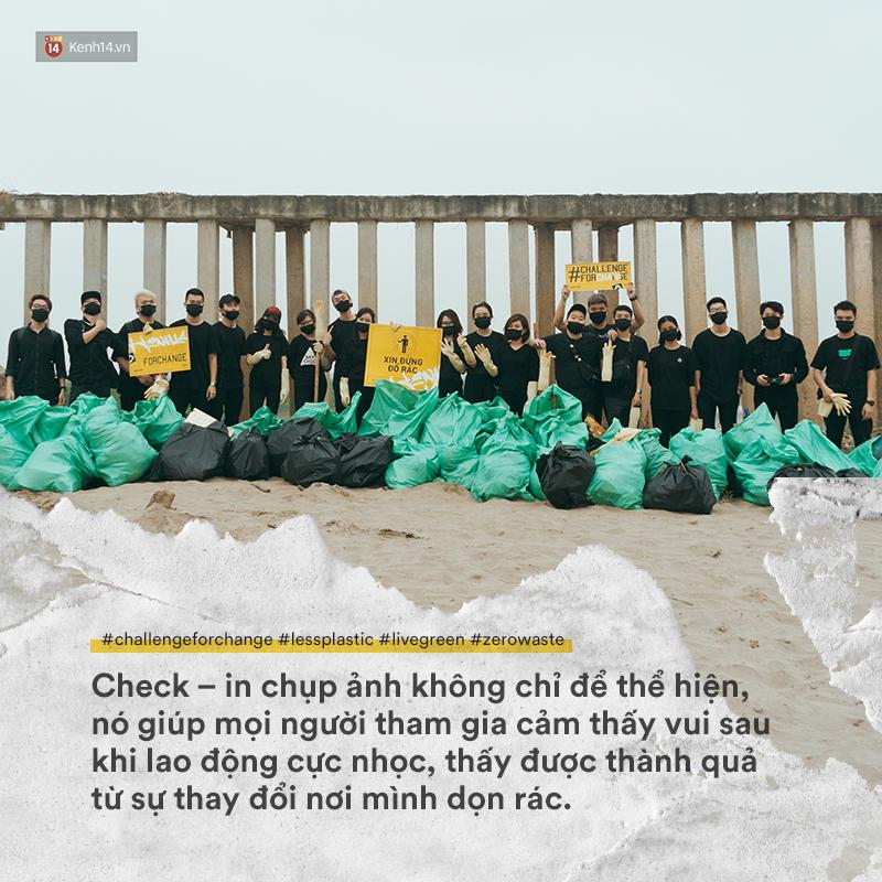 Thử thách dọn rác đang thay đổi tất cả: Không còn xấu hổ, chúng ta tự hào và tự tin hơn - Ảnh 5.