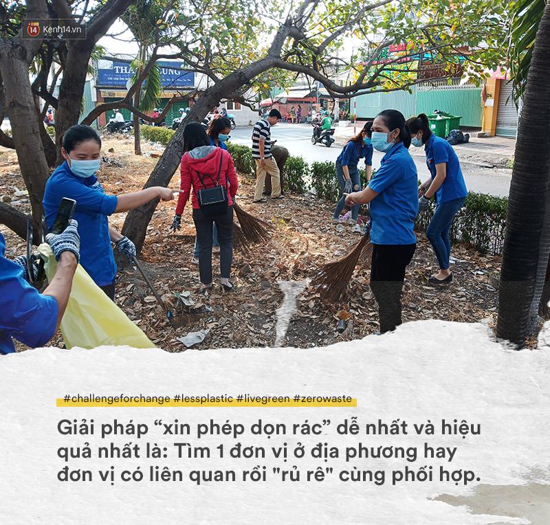 Thử thách dọn rác đang thay đổi tất cả: Không còn xấu hổ, chúng ta tự hào và tự tin hơn - Ảnh 8.