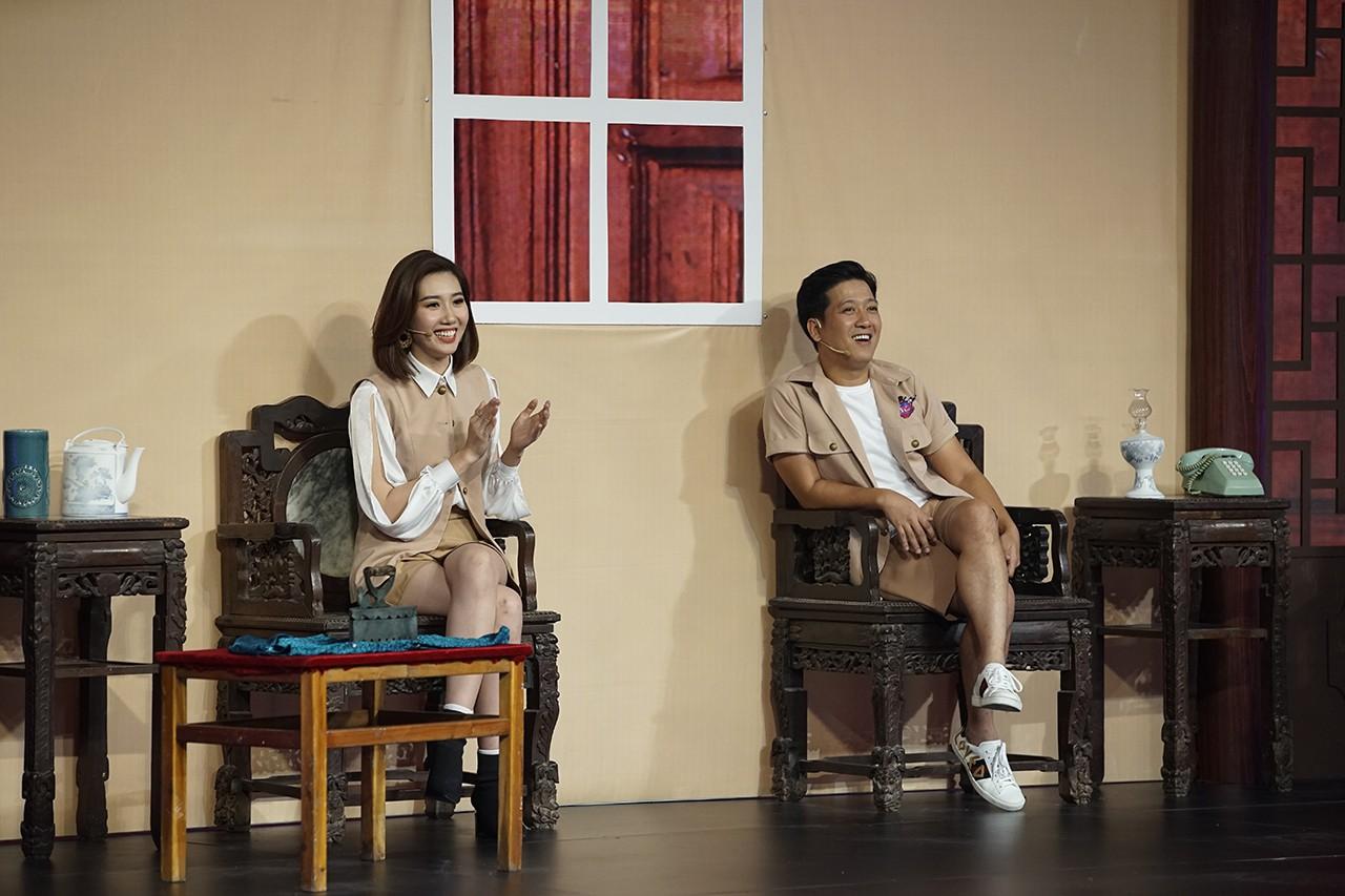 Hết Trấn Thành, đến lượt Trường Giang đem Anh Đức gả trên show truyền hình - Ảnh 4.