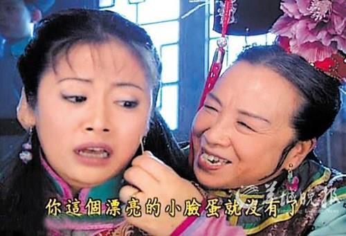5 ác nữ phim Hoa ngữ tụ nghiệp đến mức người bị cào rách xe tiền tỉ, kẻ thành meme mạng xã hội - Ảnh 2.
