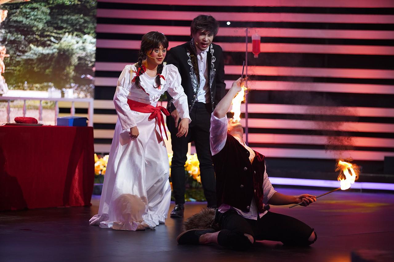 Hết Trấn Thành, đến lượt Trường Giang đem Anh Đức gả trên show truyền hình - Ảnh 8.