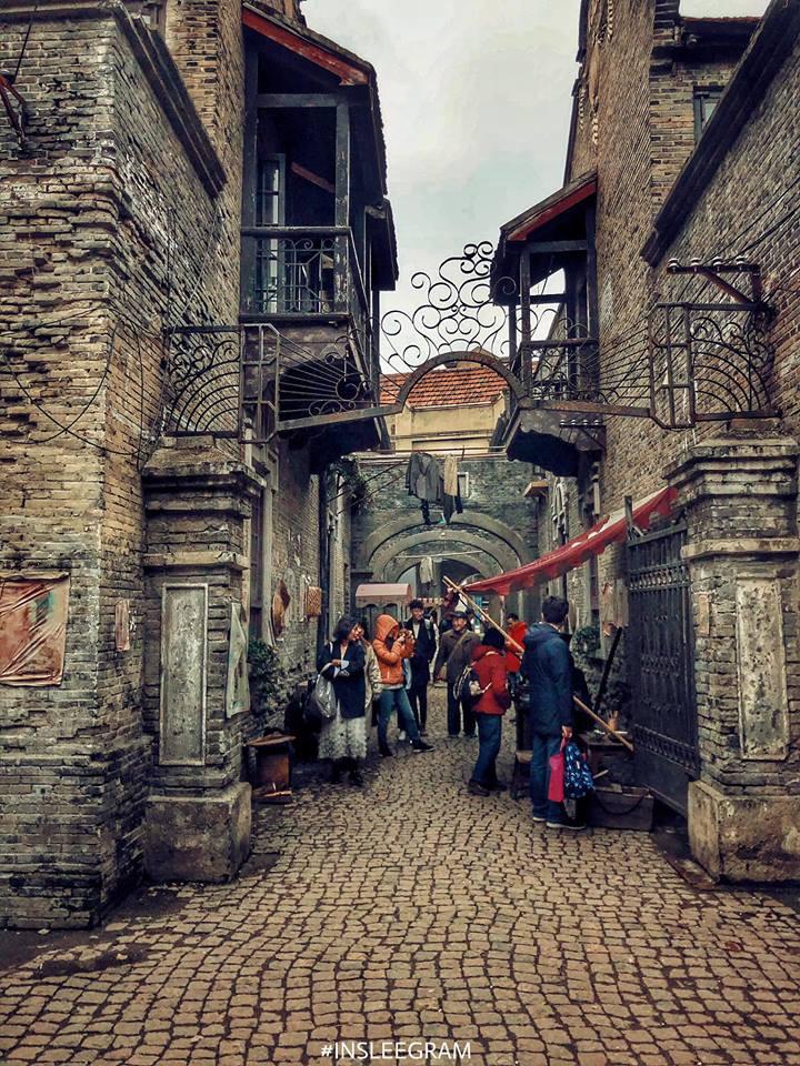 Tham quan phim trường nổi tiếng hàng đầu Thượng Hải: Tân Dòng Sông Ly Biệt và 1 loạt tác phẩm nổi tiếng đều quay ở đây - Ảnh 14.