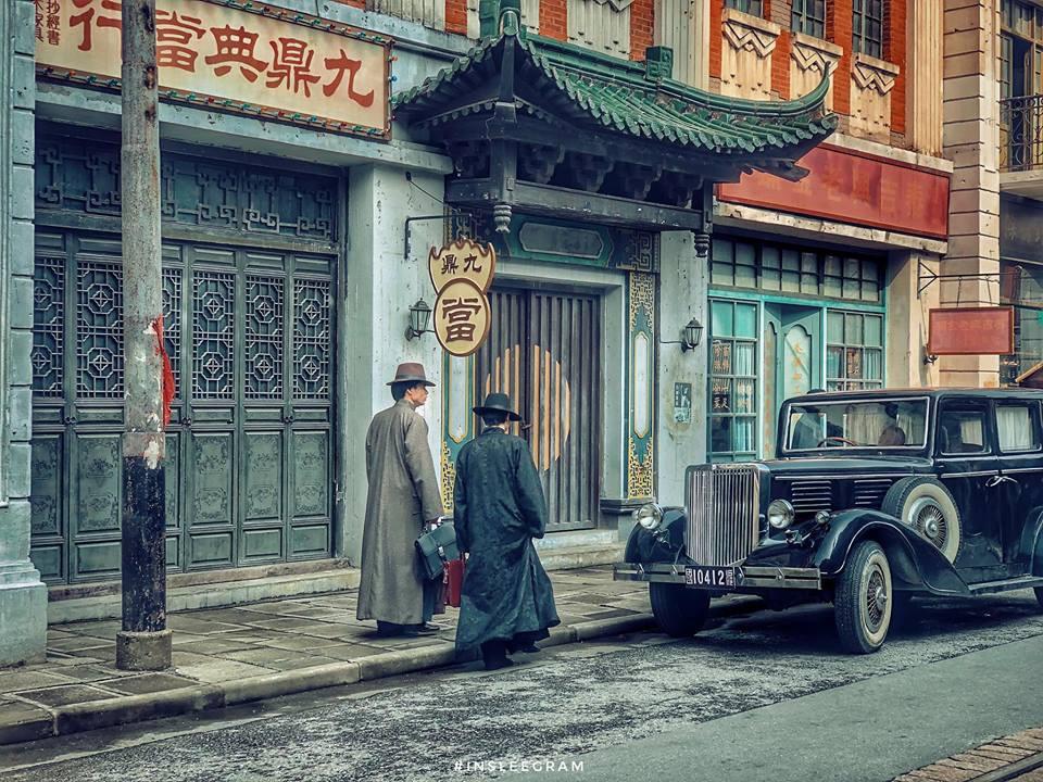 Tham quan phim trường nổi tiếng hàng đầu Thượng Hải: Tân Dòng Sông Ly Biệt và 1 loạt tác phẩm nổi tiếng đều quay ở đây - Ảnh 12.
