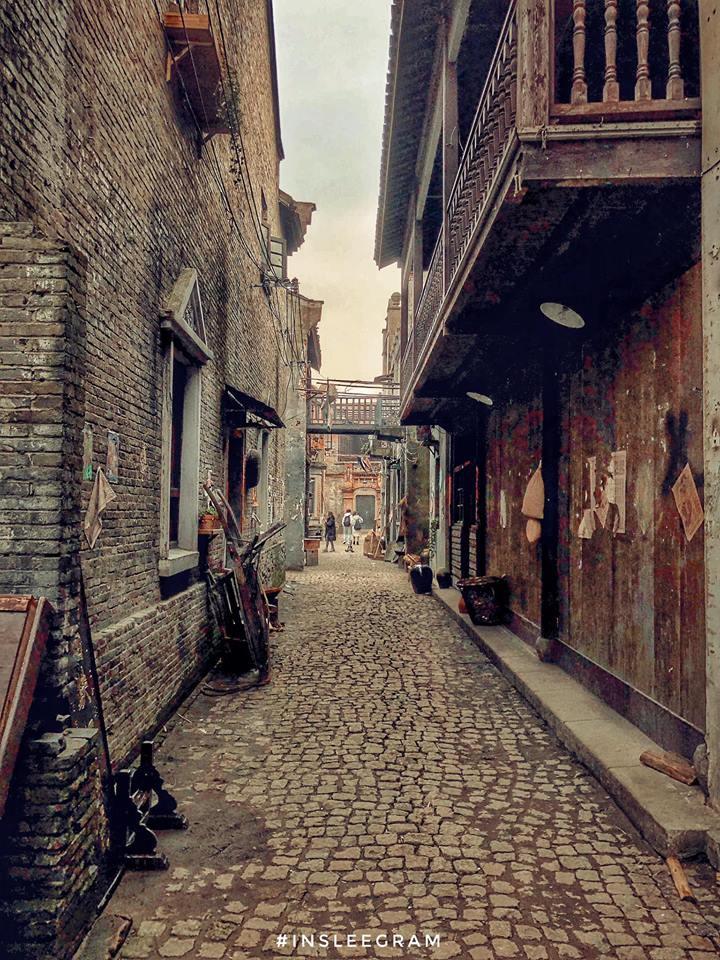 Tham quan phim trường nổi tiếng hàng đầu Thượng Hải: Tân Dòng Sông Ly Biệt và 1 loạt tác phẩm nổi tiếng đều quay ở đây - Ảnh 2.