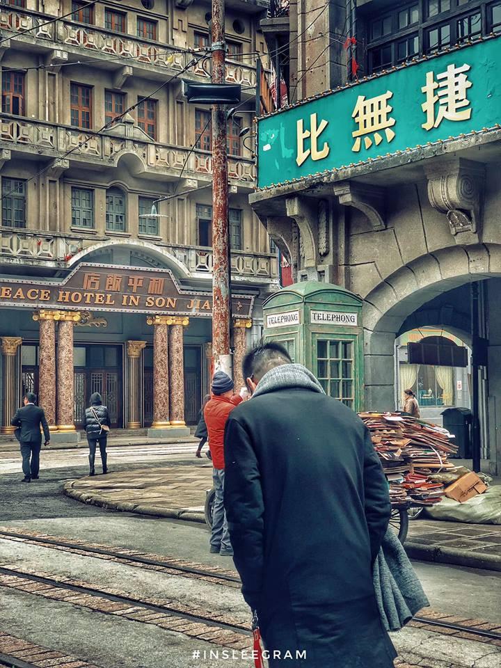 Tham quan phim trường nổi tiếng hàng đầu Thượng Hải: Tân Dòng Sông Ly Biệt và 1 loạt tác phẩm nổi tiếng đều quay ở đây - Ảnh 26.