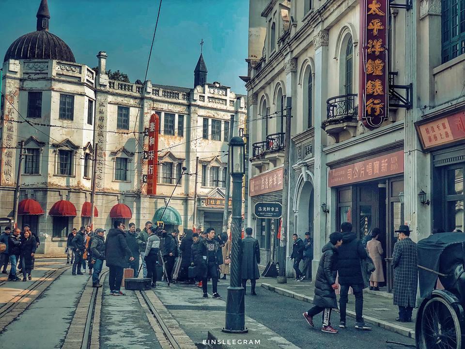 Tham quan phim trường nổi tiếng hàng đầu Thượng Hải: Tân Dòng Sông Ly Biệt và 1 loạt tác phẩm nổi tiếng đều quay ở đây - Ảnh 32.