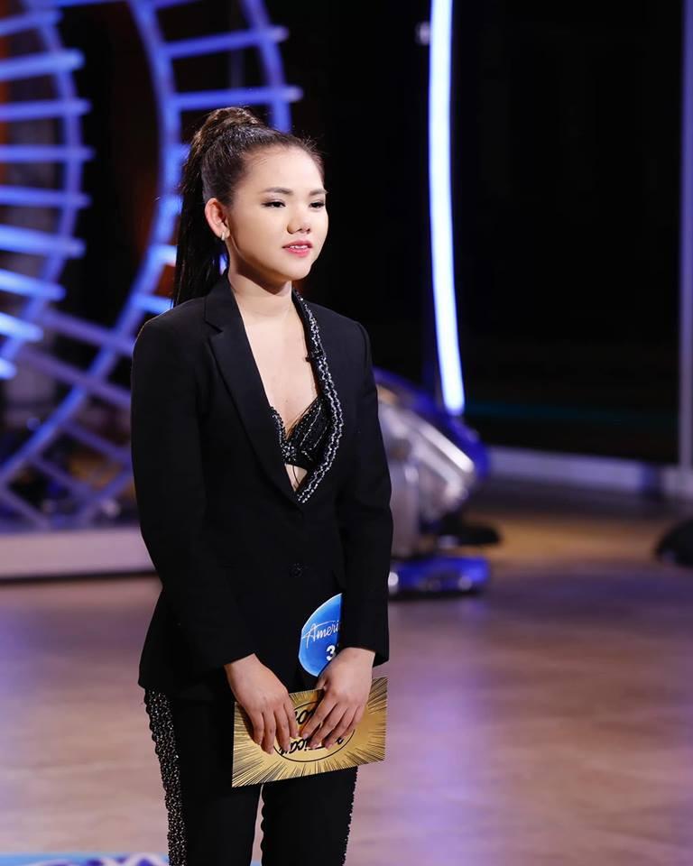 Hồ Quỳnh Hương nói gì sau tiết mục gây bão của học trò Minh Như tại vòng thử giọng American Idol? - Ảnh 3.
