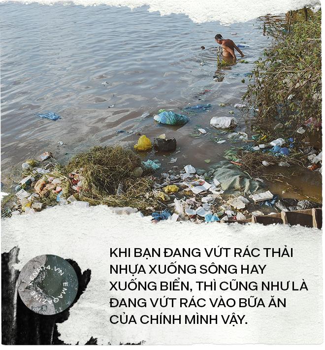 Một ngày của người trẻ Việt thải ra bao nhiêu rác thải nhựa và hành trình đi 7.000km dọc đất nước chụp hơn 3.000 tấm ảnh kinh hoàng về rác - Ảnh 7.