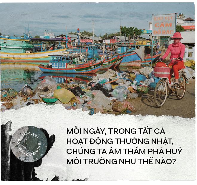 Một ngày của người trẻ Việt thải ra bao nhiêu rác thải nhựa và hành trình đi 7.000km dọc đất nước chụp hơn 3.000 tấm ảnh kinh hoàng về rác - Ảnh 1.