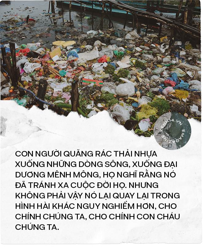 Một ngày của người trẻ Việt thải ra bao nhiêu rác thải nhựa và hành trình đi 7.000km dọc đất nước chụp hơn 3.000 tấm ảnh kinh hoàng về rác - Ảnh 4.