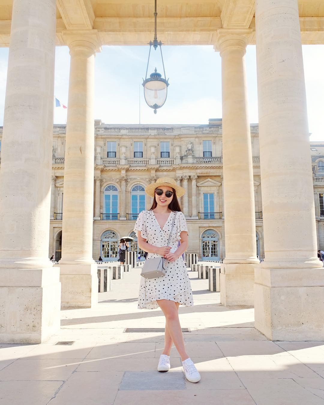 Hoá ra không chỉ Quỳnh Anh Shyn hay Quang Đại mà bất cứ ai đến Paris cũng đều check-in tại địa điểm này - Ảnh 11.