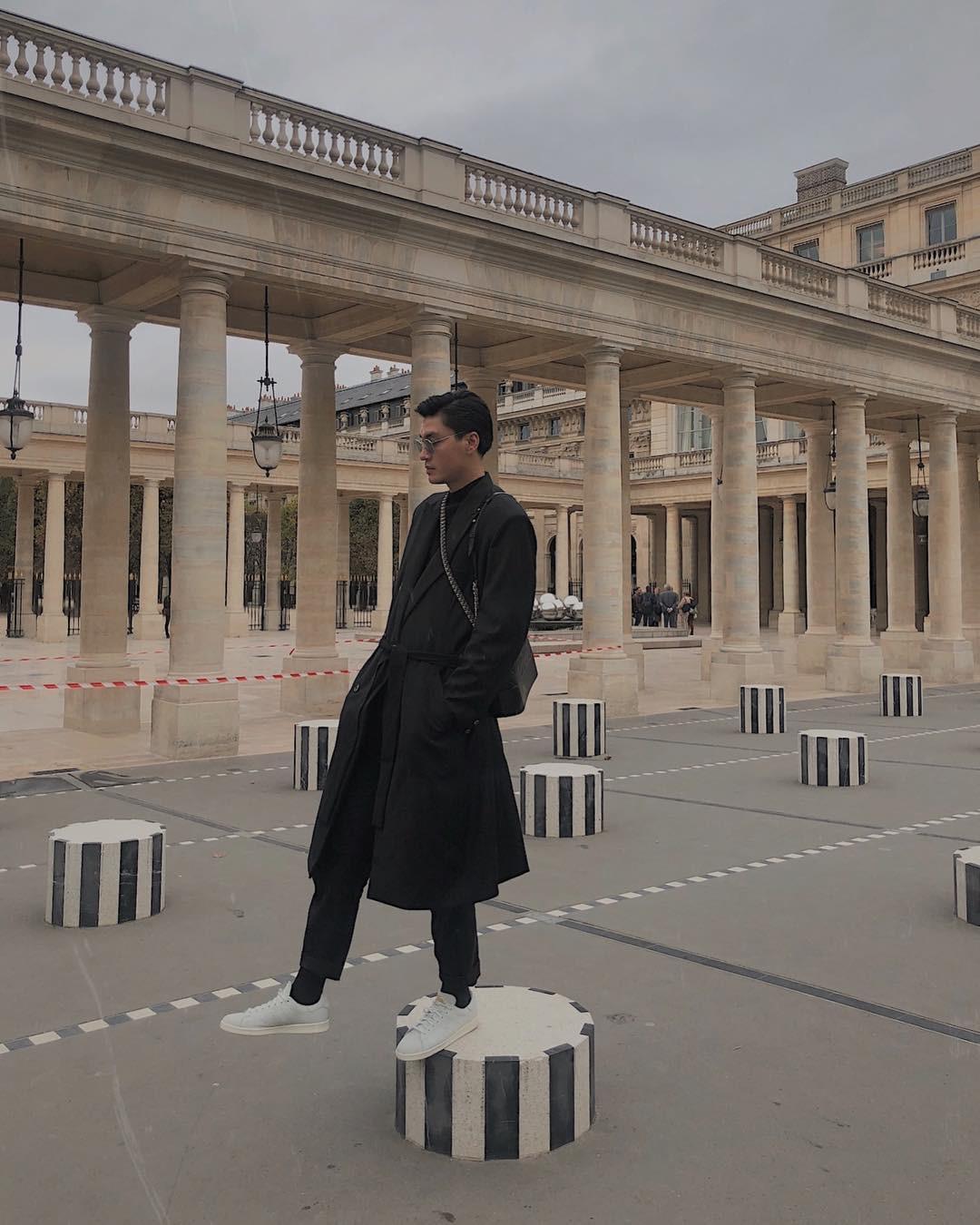 Hoá ra không chỉ Quỳnh Anh Shyn hay Quang Đại mà bất cứ ai đến Paris cũng đều check-in tại địa điểm này - Ảnh 2.
