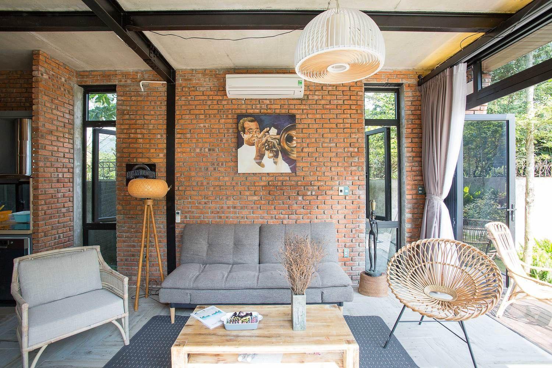 Kiến trúc sư kể chuyện xây 2 căn biệt thự liền kề ở Đà Nẵng cho đôi bạn thân từ trẻ sống cạnh nhau đến cuối đời - Ảnh 7.
