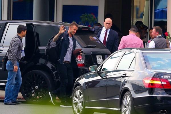 Rộ tin David Beckham sang Việt Nam vào ngày 9/3, đụng độ Công Vinh, Duy Mạnh trên sân cỏ - Ảnh 8.