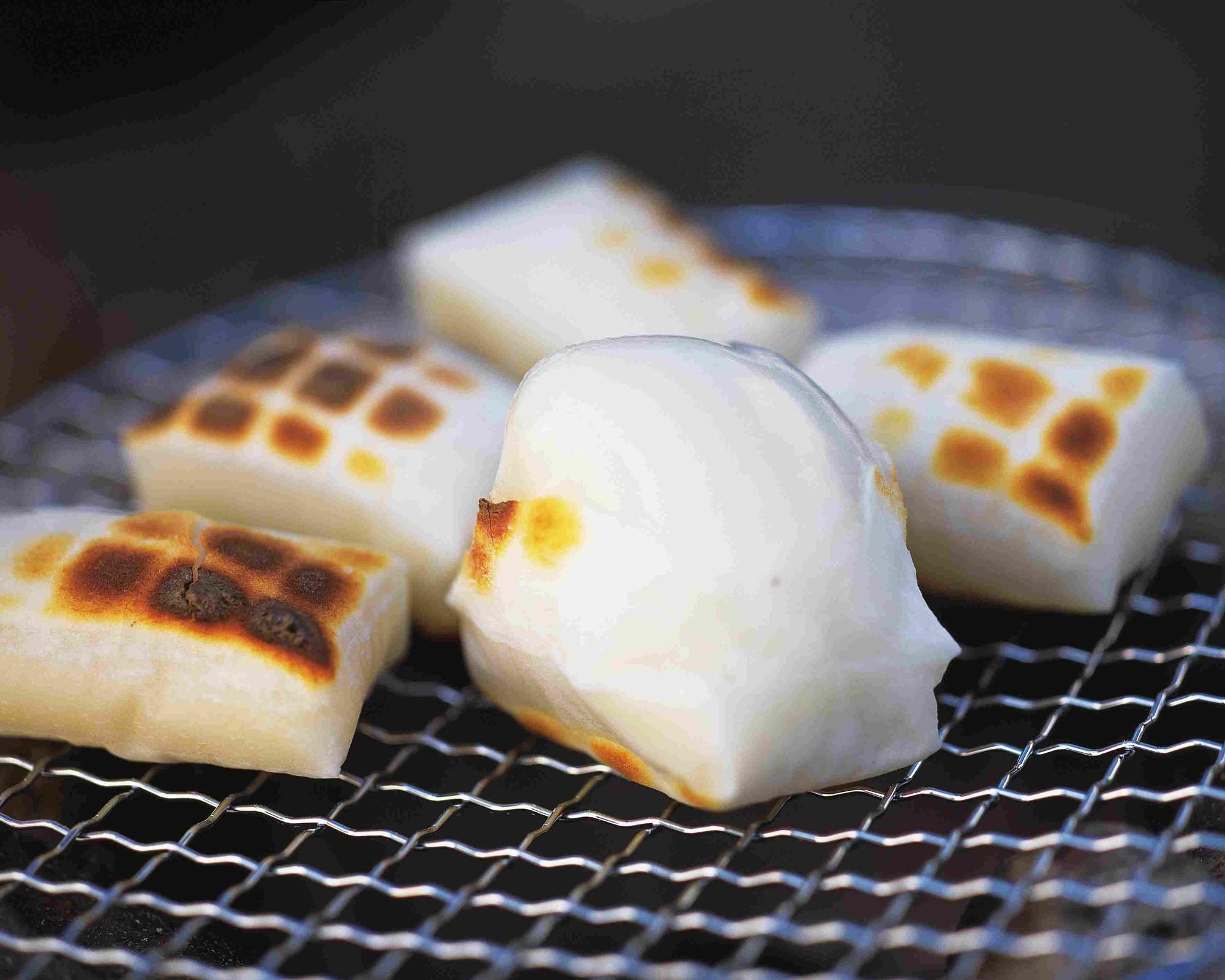 Chịu khó sáng tạo như Nhật Bản: mỗi mùa mỗi loại bánh khác nhau - Ảnh 6.