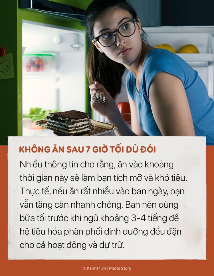 Tránh những sai lầm này trong quá trình giảm béo, ăn kiêng để có kết quả như ý - Ảnh 1.