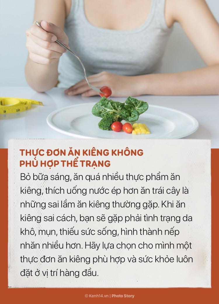 Tránh những sai lầm này trong quá trình giảm béo, ăn kiêng để có kết quả như ý - Ảnh 9.