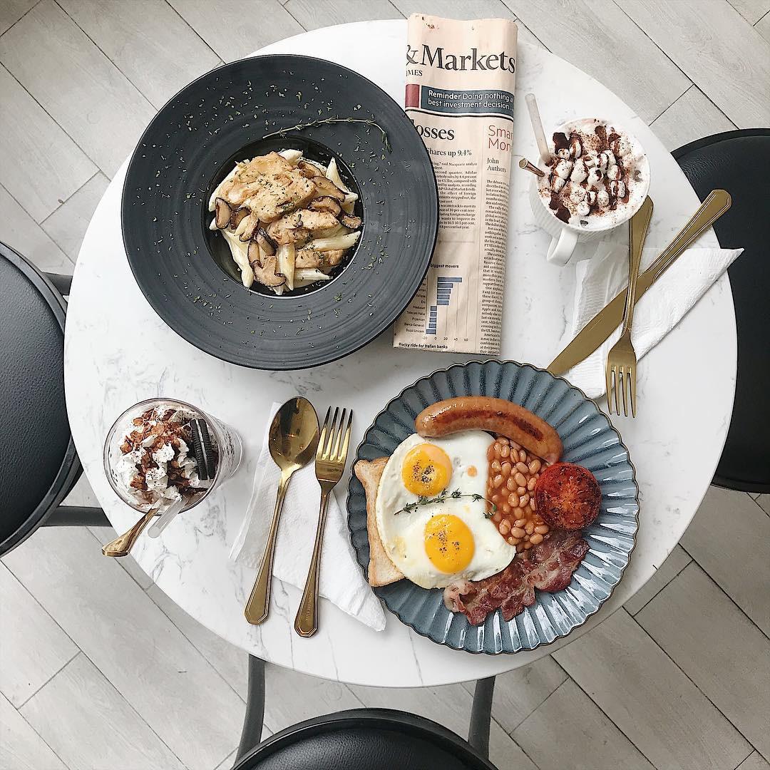 Pretty Breakfast: Trào lưu ăn uống mới toanh đang gây bão Instagram giới trẻ Sài Gòn - Ảnh 17.