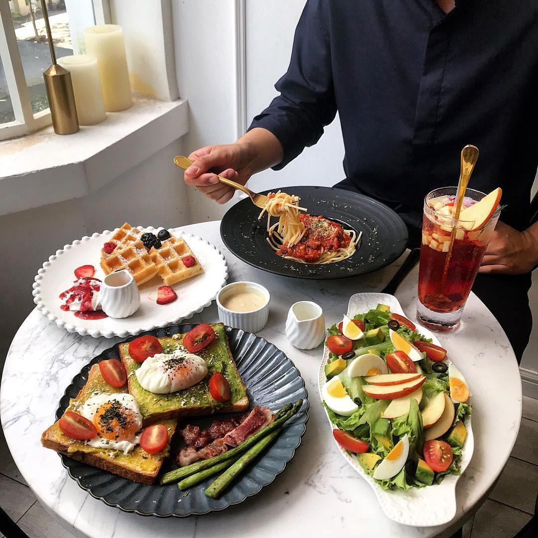 Pretty Breakfast: Trào lưu ăn uống mới toanh đang gây bão Instagram giới trẻ Sài Gòn - Ảnh 18.