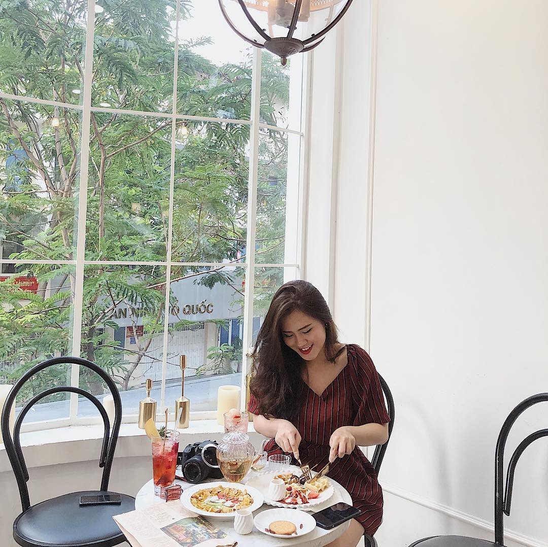 Pretty Breakfast: Trào lưu ăn uống mới toanh đang gây bão Instagram giới trẻ Sài Gòn - Ảnh 21.