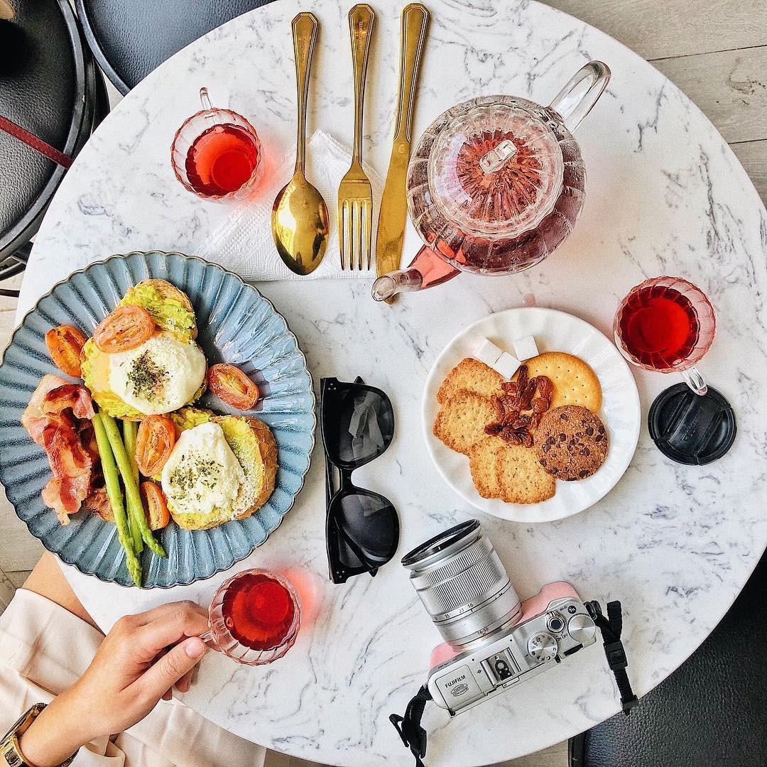 Pretty Breakfast: Trào lưu ăn uống mới toanh đang gây bão Instagram giới trẻ Sài Gòn - Ảnh 20.