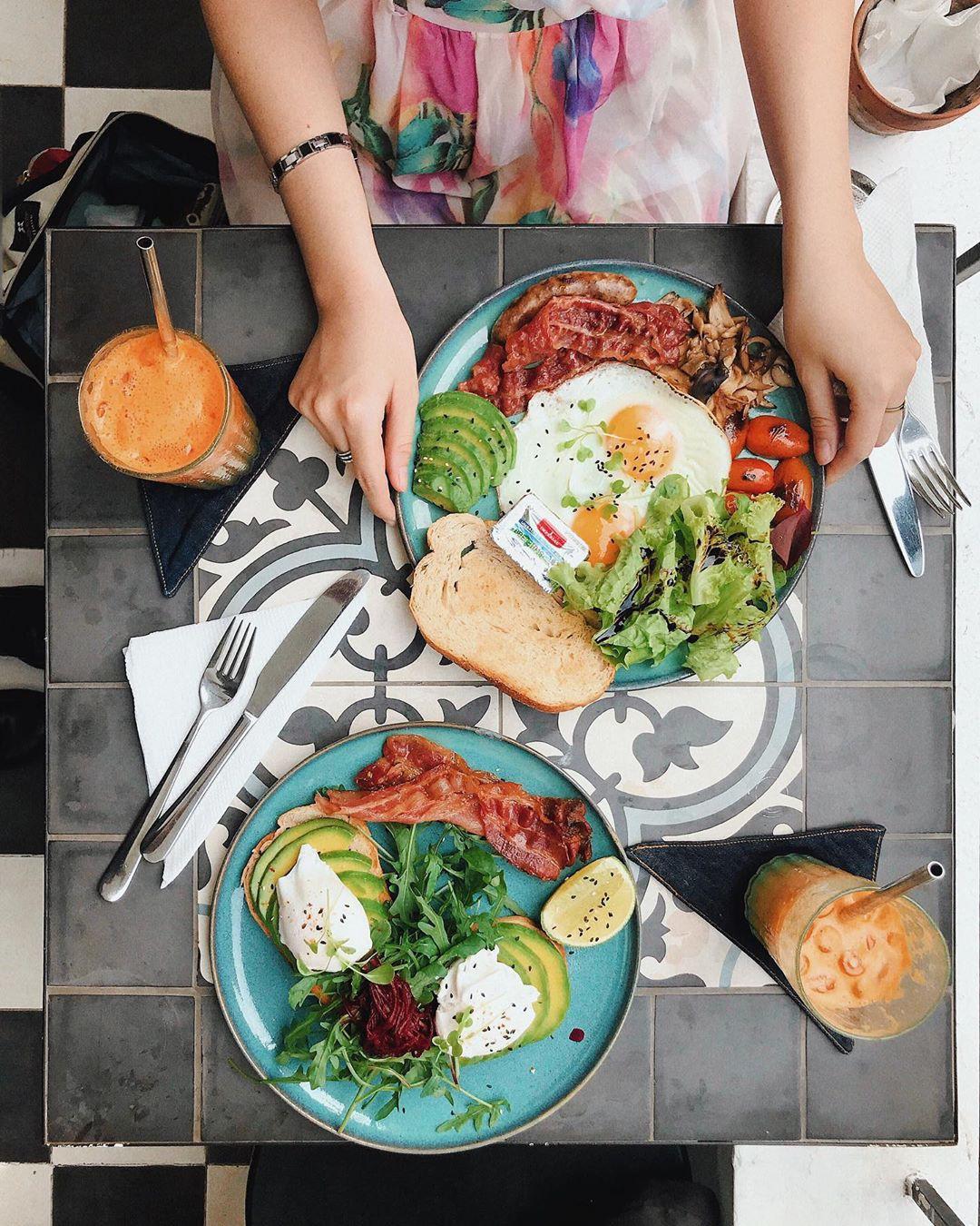 Pretty Breakfast: Trào lưu ăn uống mới toanh đang gây bão Instagram giới trẻ Sài Gòn - Ảnh 11.