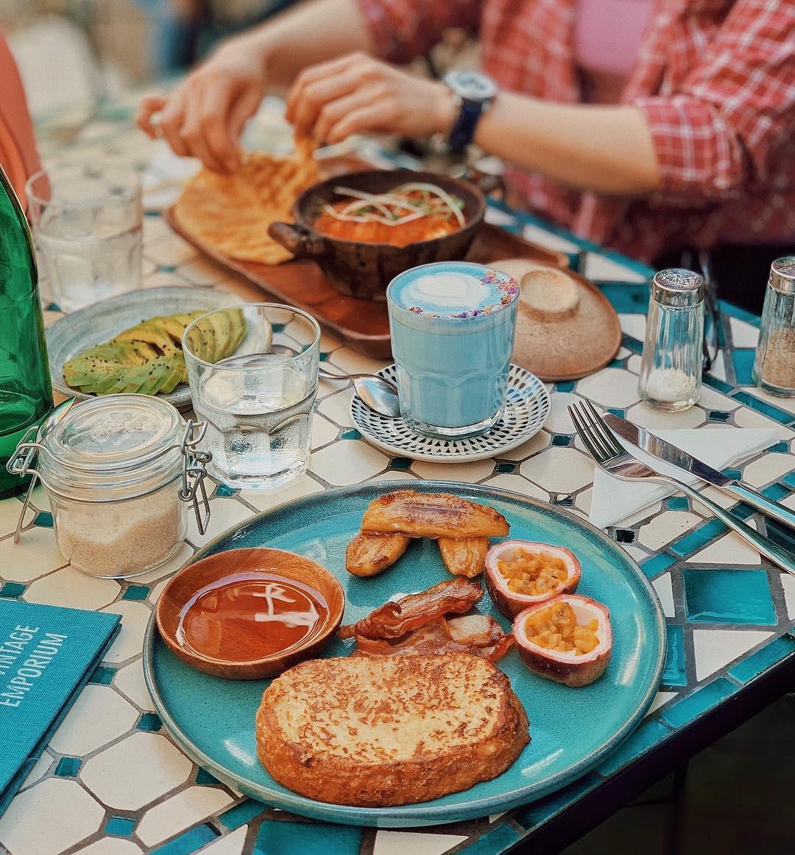 Pretty Breakfast: Trào lưu ăn uống mới toanh đang gây bão Instagram giới trẻ Sài Gòn - Ảnh 12.