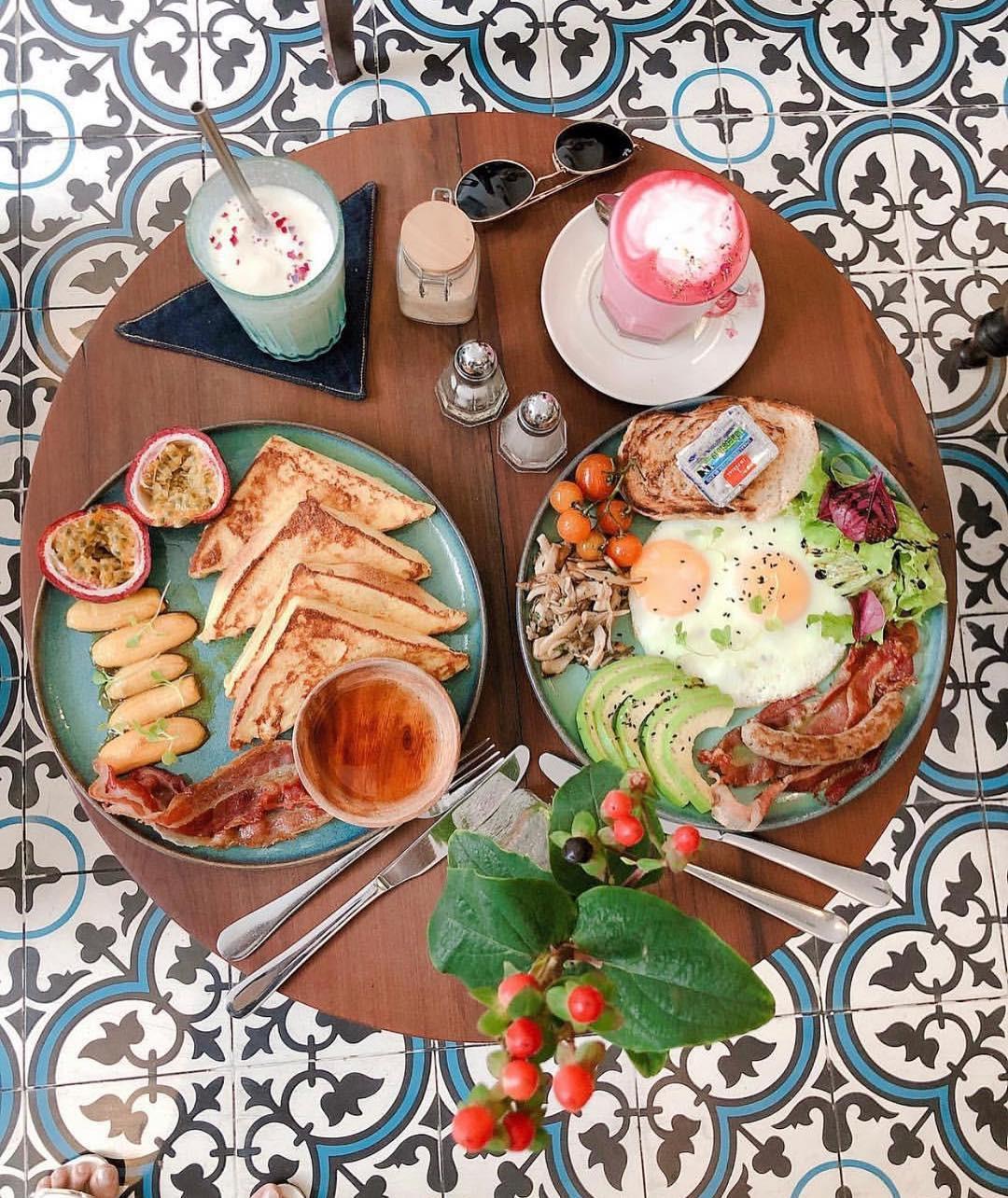 Pretty Breakfast: Trào lưu ăn uống mới toanh đang gây bão Instagram giới trẻ Sài Gòn - Ảnh 13.