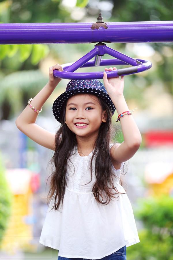4 ngọc nữ nhí không đợi tuổi đã vụt sáng của V-biz: từ bản sao Kim Yoo Jung đến Hoa hậu Việt Nam tương lai - Ảnh 13.