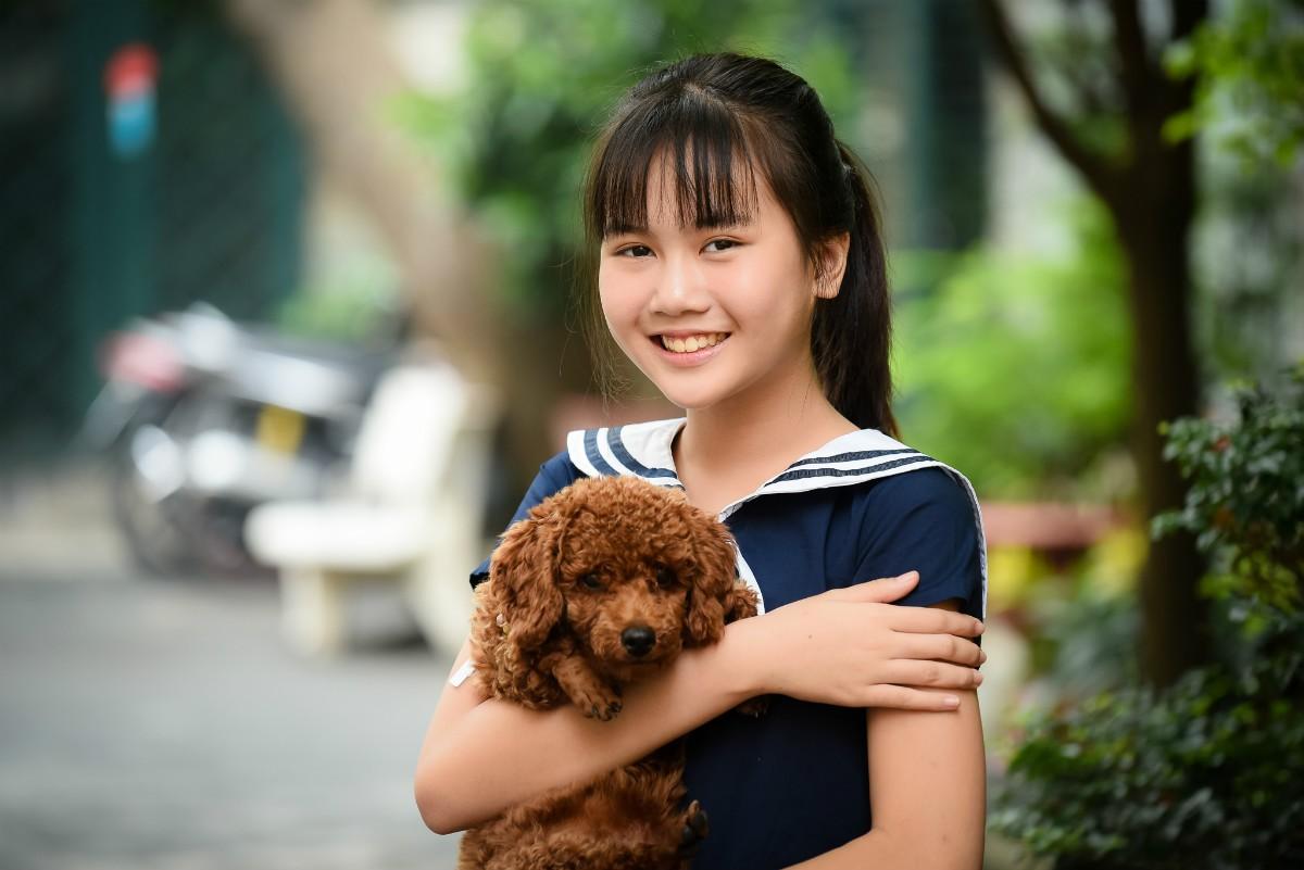4 ngọc nữ nhí không đợi tuổi đã vụt sáng của V-biz: từ bản sao Kim Yoo Jung đến Hoa hậu Việt Nam tương lai - Ảnh 15.