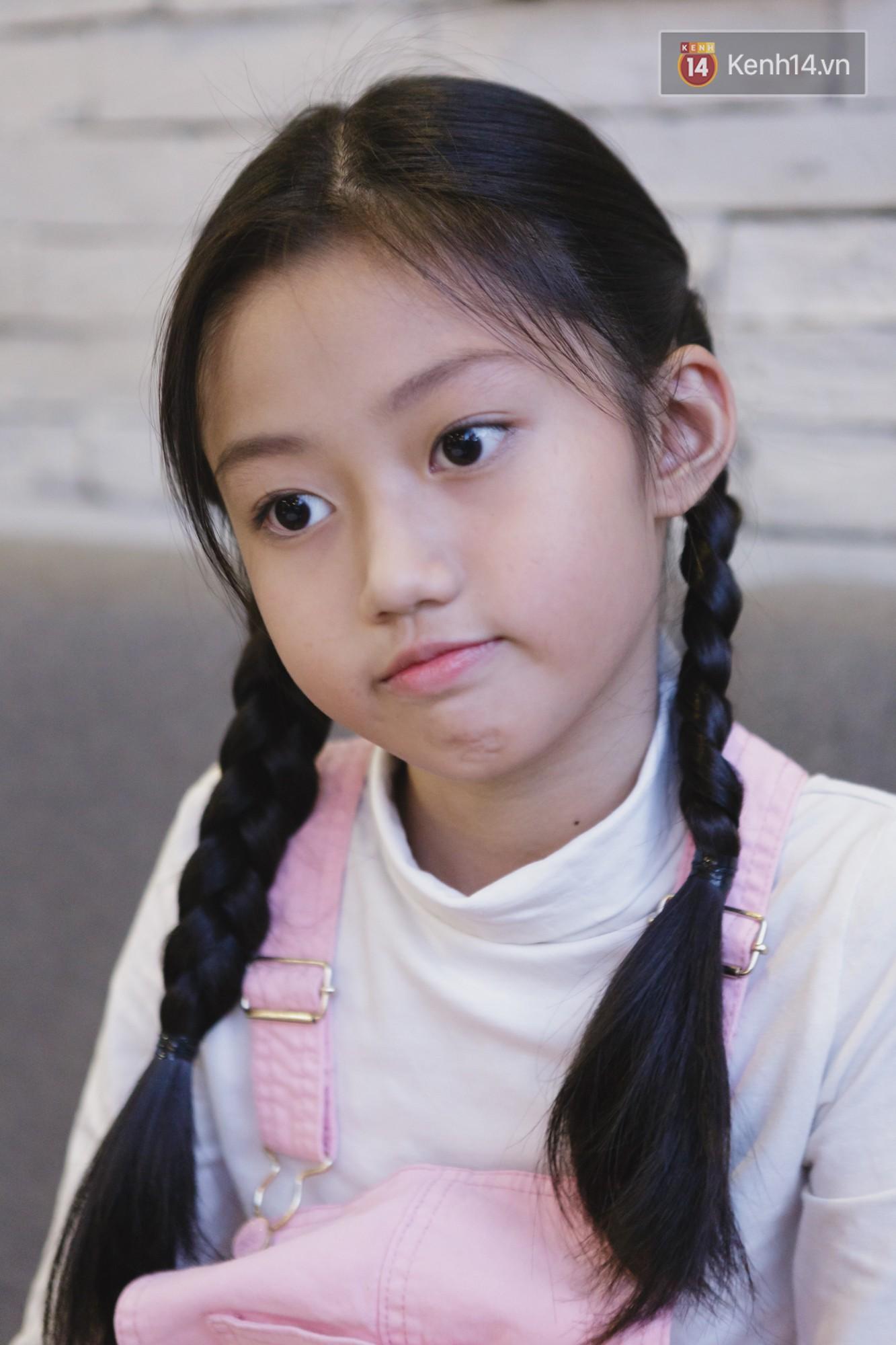 4 ngọc nữ nhí không đợi tuổi đã vụt sáng của V-biz: từ bản sao Kim Yoo Jung đến Hoa hậu Việt Nam tương lai - Ảnh 11.