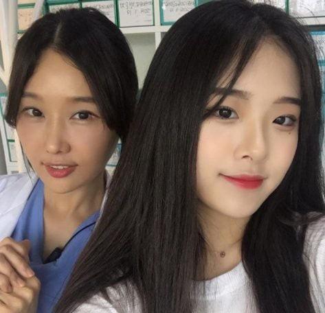 Nữ nha sĩ Hàn Quốc 50 tuổi vẫn trẻ trung xinh đẹp đến khó tin - Ảnh 2.