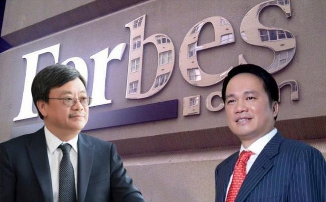 Forbes công bố danh sách tỷ phú USD chính thức, Việt Nam có 5 người - Ảnh 1.