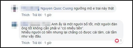 Cường Đô La mặc kệ khi bị chê bai nhưng bà xã Đàm Thu Trang lại phản ứng cực gắt: Một người đàn ông mặc váy! - Ảnh 3.