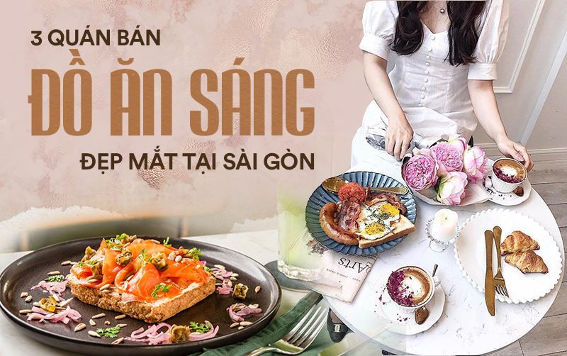 Pretty Breakfast: Trào lưu ăn uống mới toanh đang gây bão Instagram giới trẻ Sài Gòn - Ảnh 1.