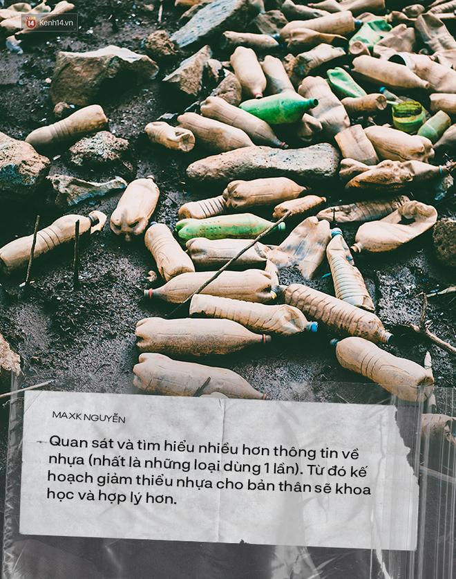 Chính chữ tiện đang giết chết môi trường, nên người trẻ đã nghĩ nhiều hơn khi nhận 1 cái túi nilon hay 1 cái ống hút nhựa - Ảnh 5.