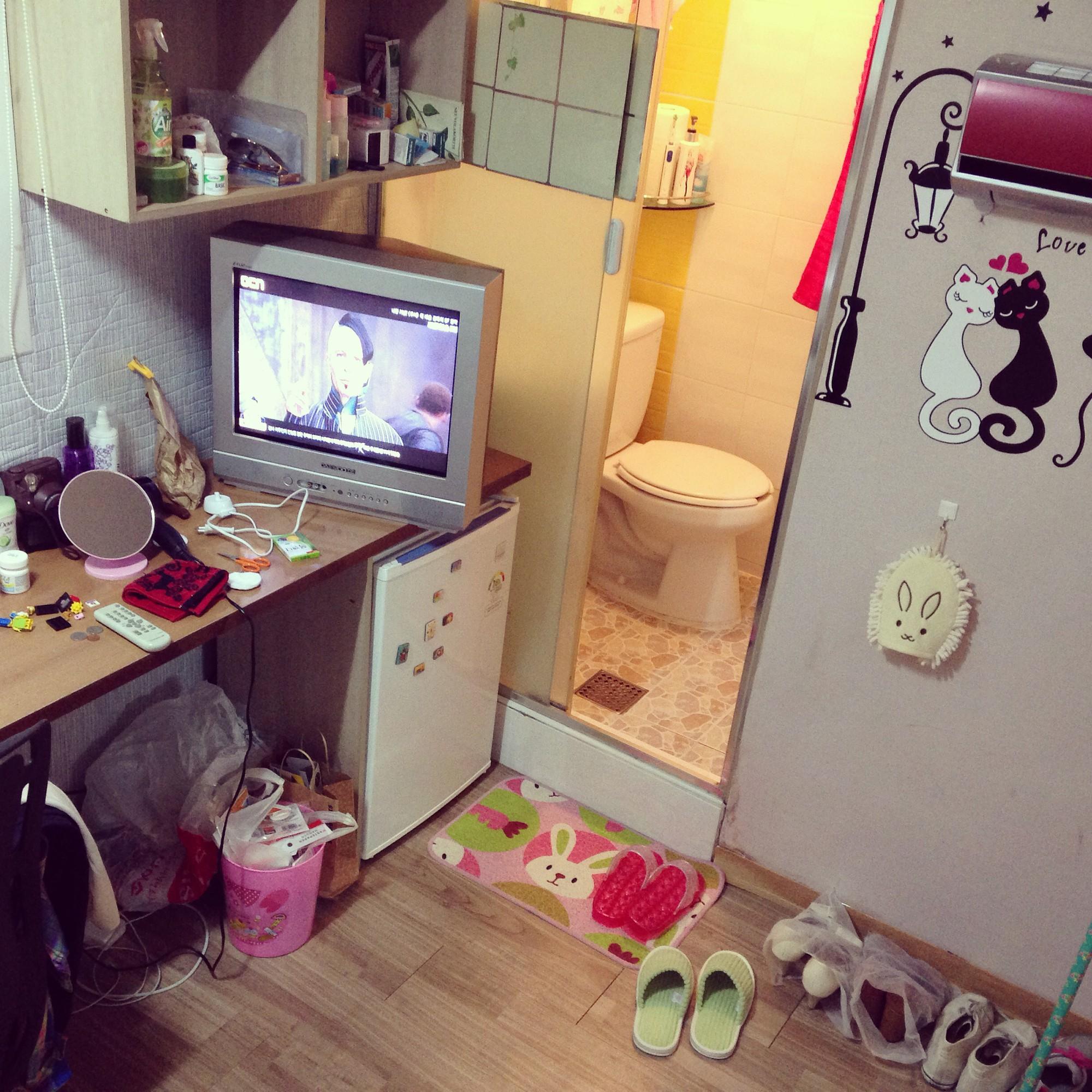 Đột nhập Goshiwon - phòng trọ hộp diêm dành cho sinh viên Hàn Quốc: Chỉ rộng 3m2, toilet bên cạnh giường ngủ - Ảnh 9.