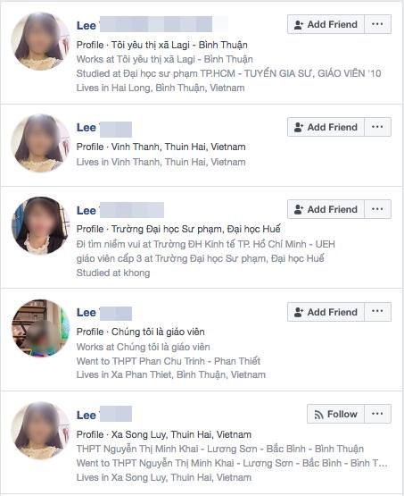 Xuất hiện hàng loạt Facebook giả mạo cô giáo vào nhà nghỉ với nam sinh chưa đủ 16 tuổi - Ảnh 1.