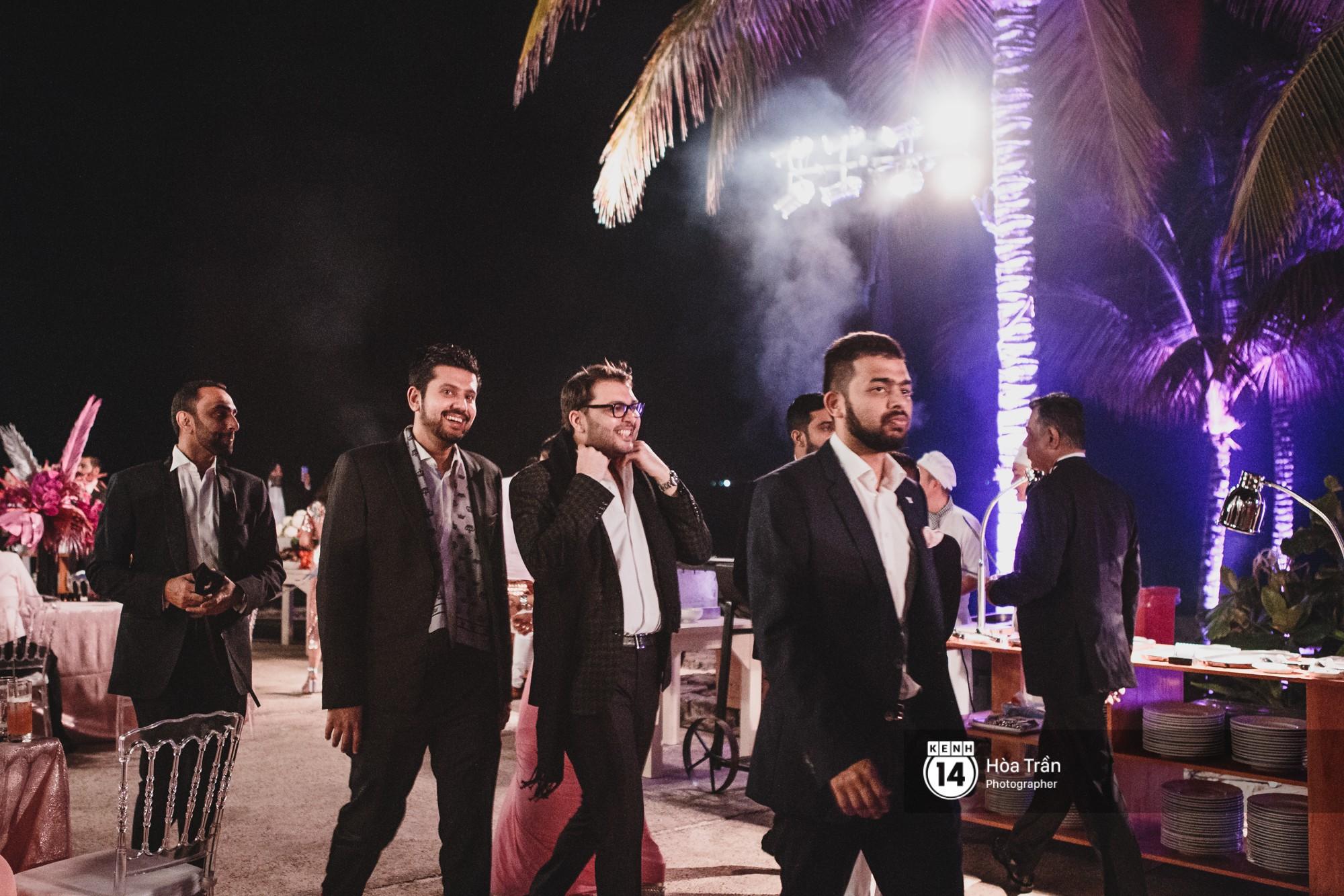 Cặp đôi tỷ phú Ấn Độ lộng lẫy cùng các khách mời đại gia vào đêm tiệc Pink Party đầu tiên ở Phú Quốc - Ảnh 10.