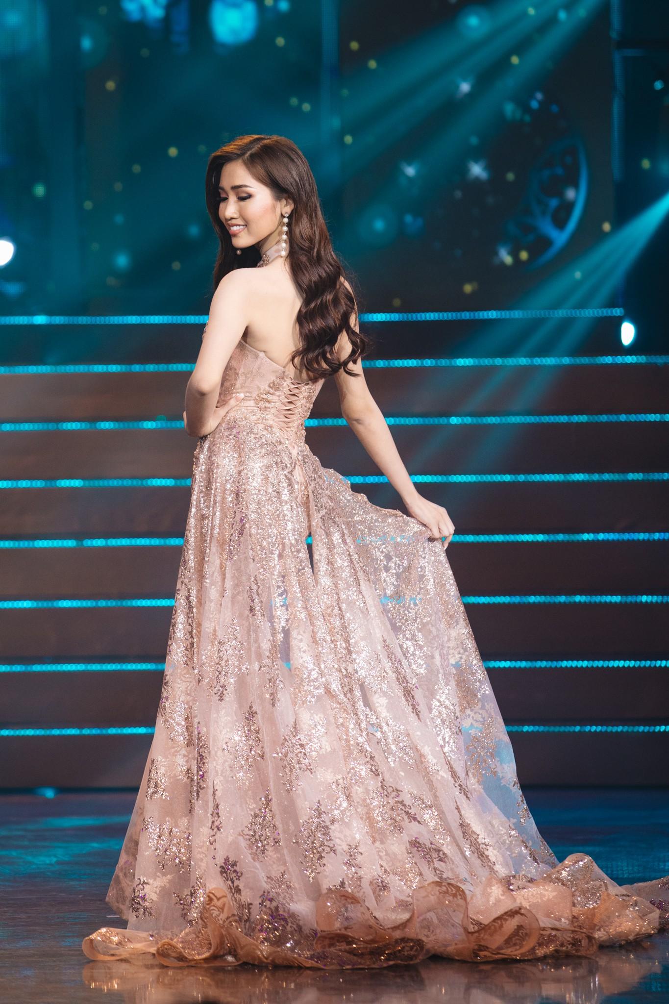 Đại diện Việt Nam - Đỗ Nhật Hà dừng chân tại Top 6 trong đêm Chung kết Hoa hậu Chuyển giới Quốc tế 2019 - Ảnh 4.
