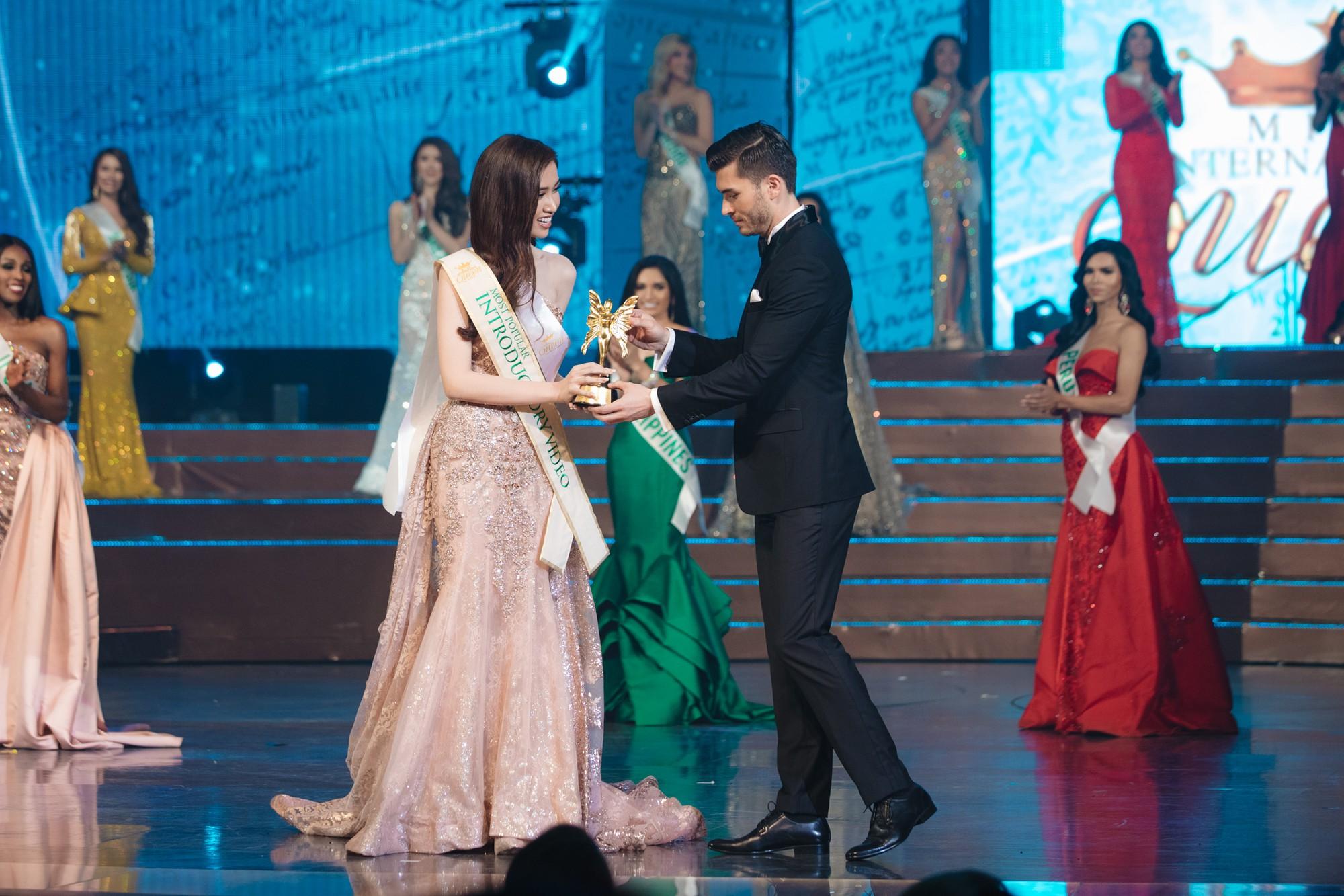 Đại diện Việt Nam - Đỗ Nhật Hà dừng chân tại Top 6 trong đêm Chung kết Hoa hậu Chuyển giới Quốc tế 2019 - Ảnh 7.