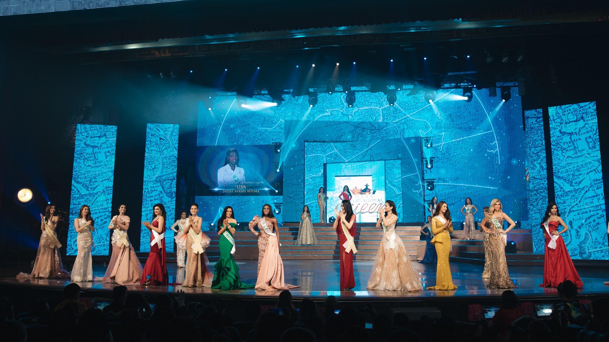 Đại diện Việt Nam - Đỗ Nhật Hà dừng chân tại Top 6 trong đêm Chung kết Hoa hậu Chuyển giới Quốc tế 2019 - Ảnh 8.