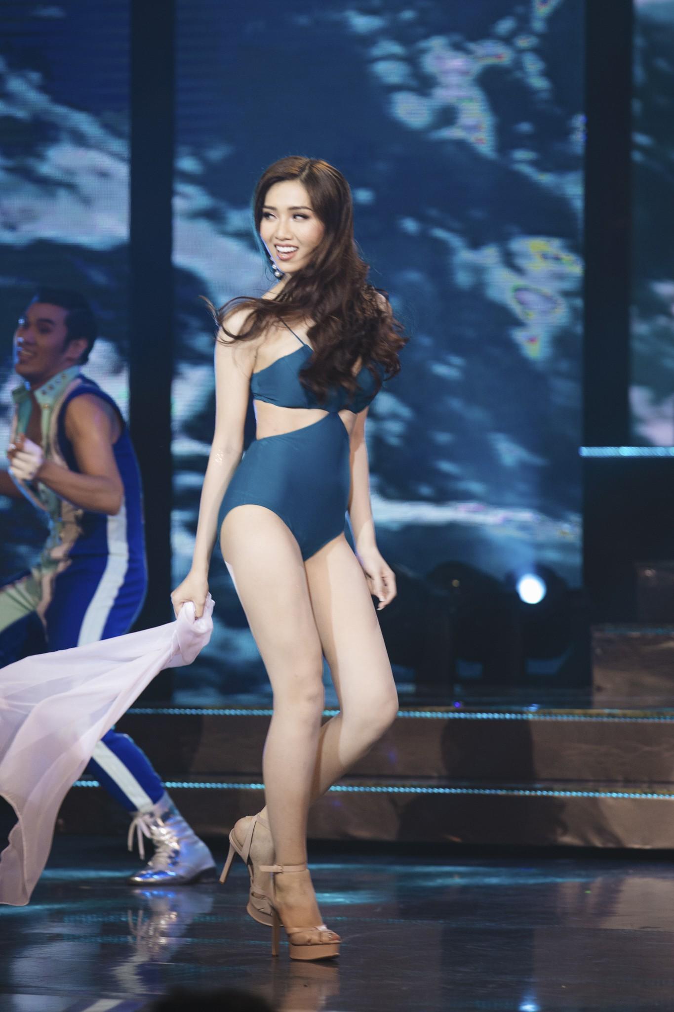 Đại diện Việt Nam - Đỗ Nhật Hà dừng chân tại Top 6 trong đêm Chung kết Hoa hậu Chuyển giới Quốc tế 2019 - Ảnh 12.