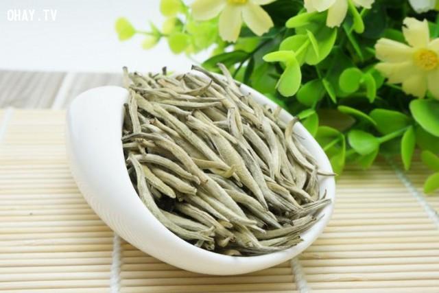 Uống trà trắng đem lại quá nhiều công dụng tuyệt vời cho sức khỏe! - Ảnh 2.