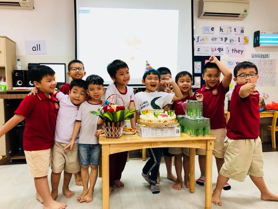 Đã ly hôn 3 năm, Thành Đạt vẫn cùng Diệp Bảo Ngọc tổ chức sinh nhật con con trai - Ảnh 4.