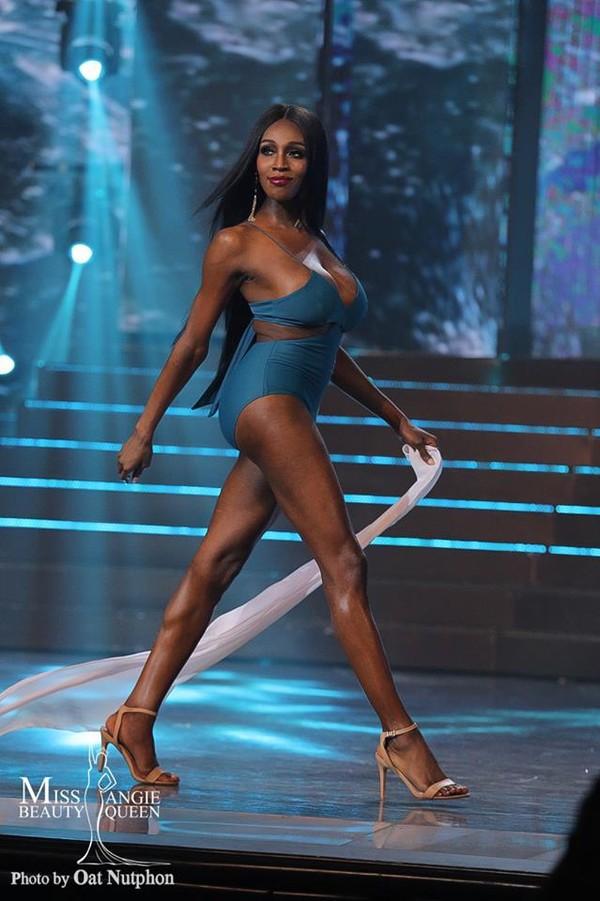 Tân Hoa hậu Chuyển giới quốc tế 2019: Vòng 1 khủng, từng lộ clip nhảy thoát y phản cảm - Ảnh 7.